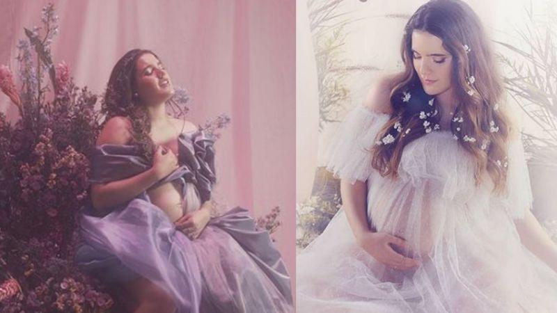 Camila Fernández estrena canción para su hija y presume su avanzado embarazo