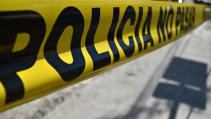 Lamentable final: Joven es asesinado de dos disparos; uno fue en el ojo y otro en la cabeza