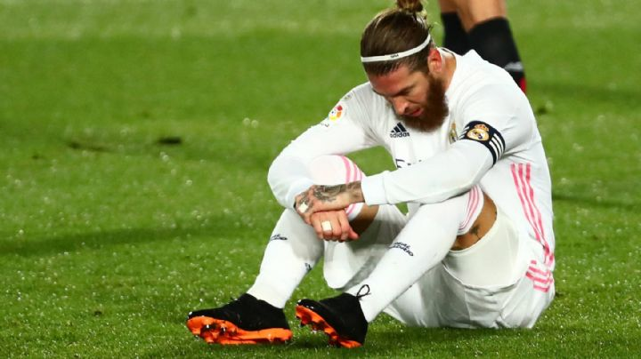 ¡Otra mala noticia para el Madrid! Sergio Ramos es operado y será baja por dos meses