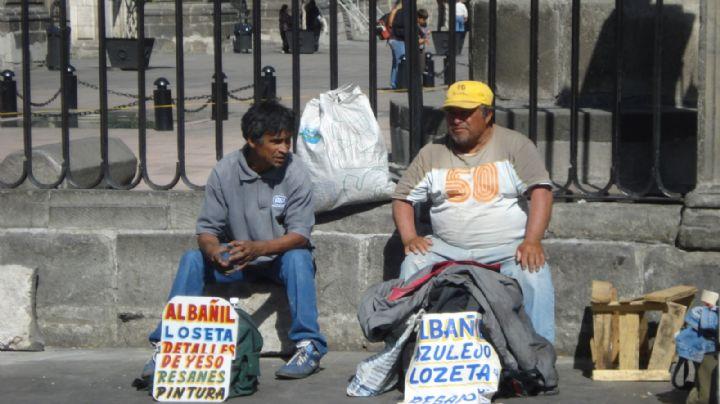 Lamentable: Más de 22 millones de mexicanos no tienen empleo, según Inegi
