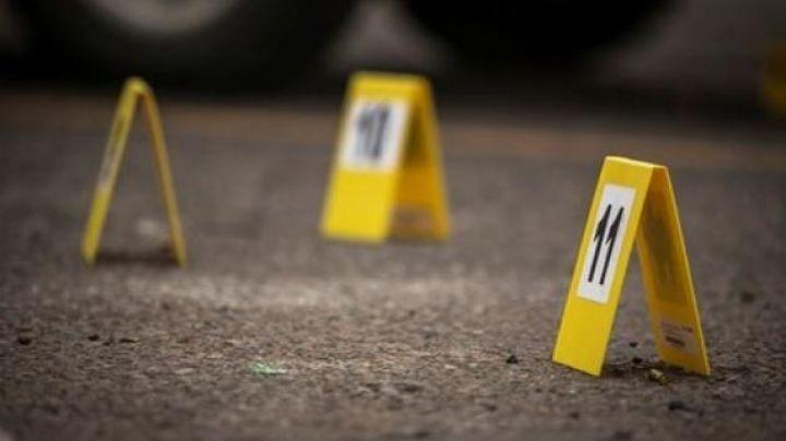 FUERTE VIDEO: Sicarios asaltan a hombre y lo ejecutan a tiros en menos de 30 segundos