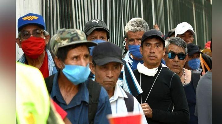 Covid-19 en México: Reportan 165 mil 786 decesos y 1 millón 926 mil 080 casos positivos