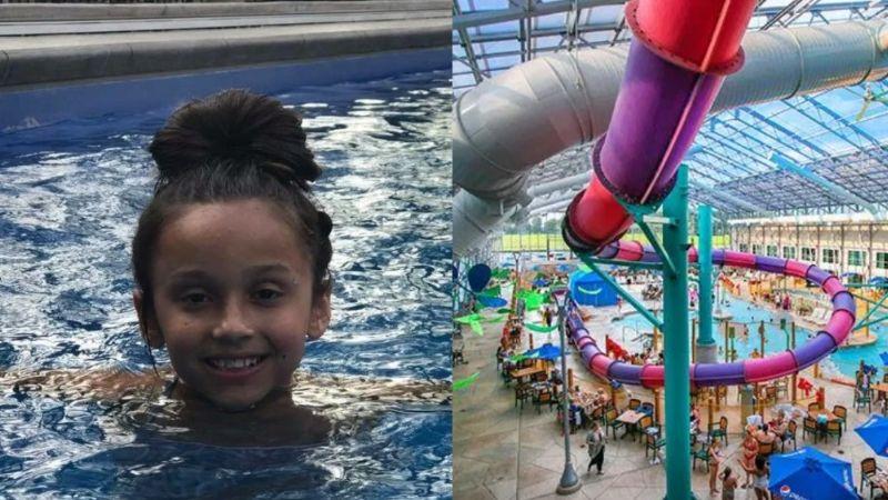 De pesadilla: Niña de 10 años se lanza de tobogán y termina muerta por escalofriante razón