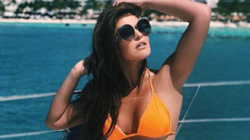 """""""¡Verano llega ya!"""": Vanessa Claudio demuestra extrañar el sol y el mar con impactantes fotos"""