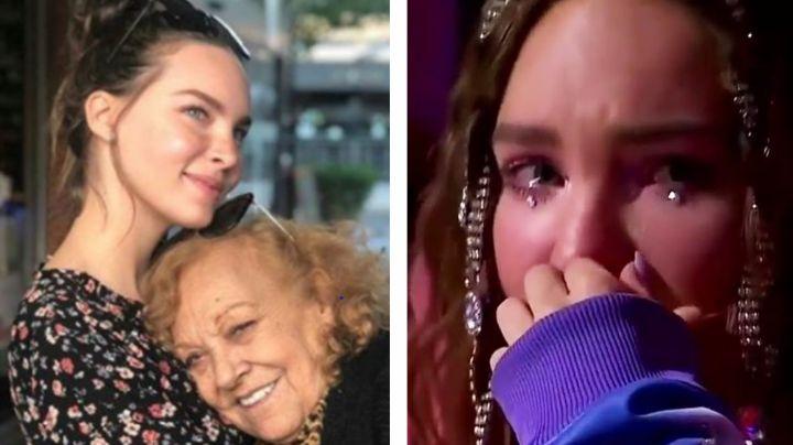 Tragedia en TV Azteca: Dan fuerte noticia a Belinda a días del estreno de 'La Voz'