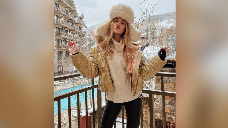 De la nieve al quirófano: Michelle Salas, hija de Luis Miguel, se accidenta al esquiar