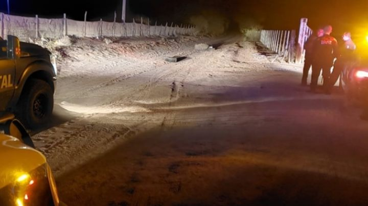 Terror en el Valle de Empalme: Abandonan cadáver en camino de terracería