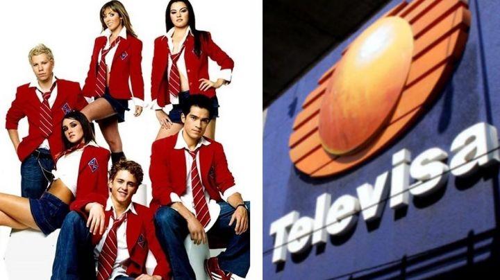 RBD regresa a Televisa: Revelan planes de San Ángel y estrellas de 'Rebelde'