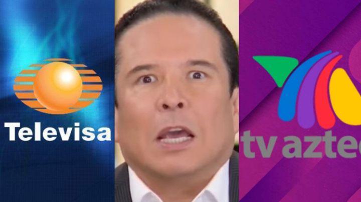 Drama en Televisa y TV Azteca: Famoso actor se declara gay frente a Gustavo Adolfo Infante