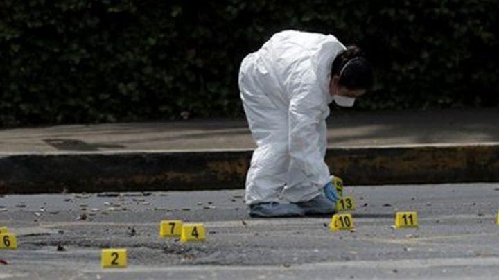 VIDEO: Balacera dentro de restaurante de Jalisco causa pánico; acribillaron a tres