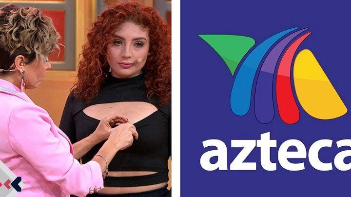 """FOTO: Tras cirugía y dejar TV Azteca, famosa aparece irreconocible: """"Quedé deforme"""""""