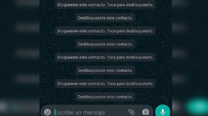 ¿Te bloquearon en WhatsApp? No te preocupes, de esta forma puedes enviar mensajes