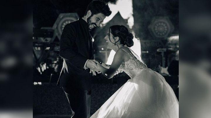 Ricardo Montaner da mensaje por aniversario de boda de Evaluna y Camilo le responde