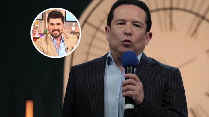 """""""Es por inepto"""": Gustavo Adolfo Infante sobre el despido de Michelle Rubalcava"""