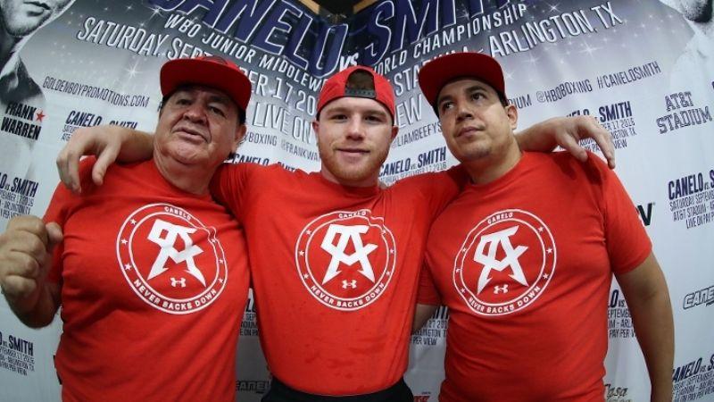 """'Canelo Team' sufre una importante baja: """"No me sentía cómo con Eddy Reynoso"""""""