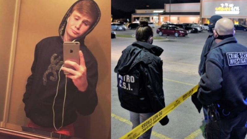 Por broma acaba en la morgue: Asesinan a tiros a youtuber de 20 años tras fingir asalto