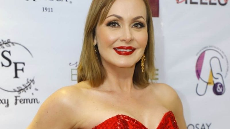 VIDEO: ¿Vuelve como villana? Captan a Gaby Spanic en Televisa y así huye despavorida de la prensa