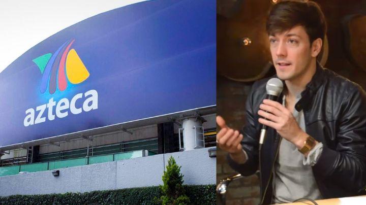 Adiós Roger González: Revelan que TV Azteca ya tiene reemplazo para el conductor de 'VLA'