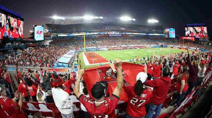 Tras interrumpir el Super Bowl LV, fan gana numerosa cantidad por esta jugada