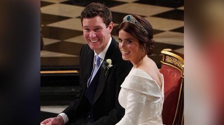 Reina Isabel II, bisabuela de nuevo; Eugenia de York y Jack Brooksbank ya son padres