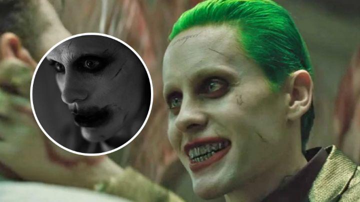 FOTOS: Así se ve Jared Leto como 'Joker' de 'Snyder Cut'; luce muy terrorífico