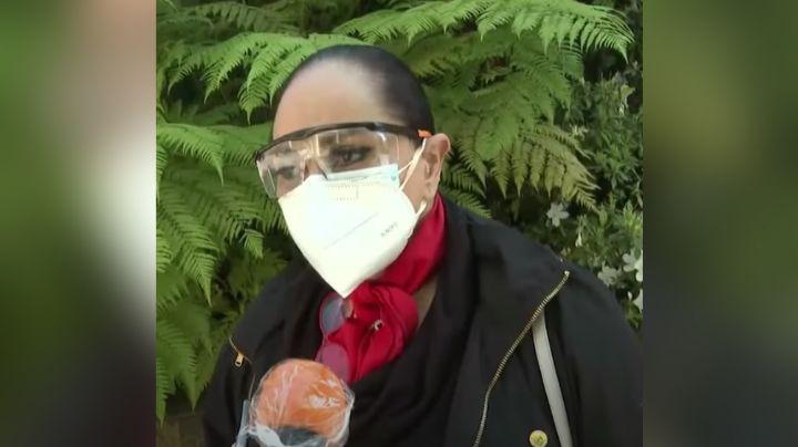 Susana Dosamantes da contundente mensaje en 'Hoy' a 'haters' de Paulina Rubio