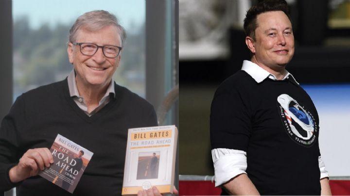 Bill Gates y Elon Musk: Las 5 grandes claves que siguen para alcanzar el éxito
