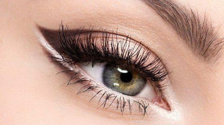 ¡Es muy sencillo! Logra que tus ojos sean más grandes con estos trucos de maquillaje