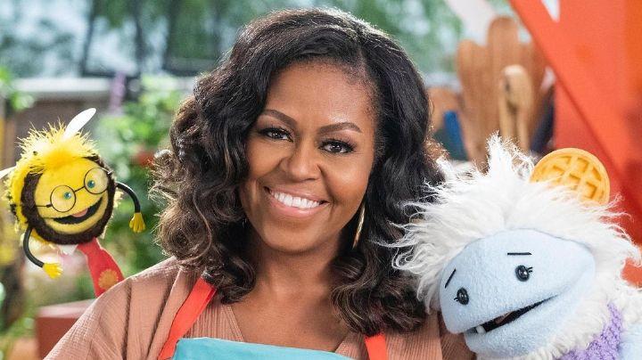 ¡Se convierte en chef! Michelle Obama dará clases de cocina para niños en Netflix