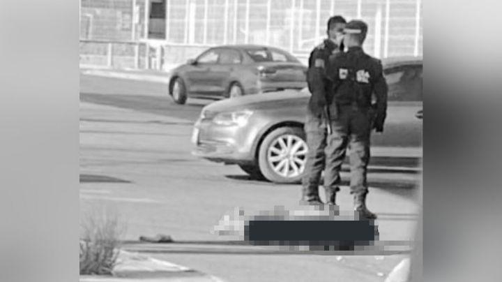 Hombre muere al ser embestido por imprudente conductor que iba a exceso de velocidad