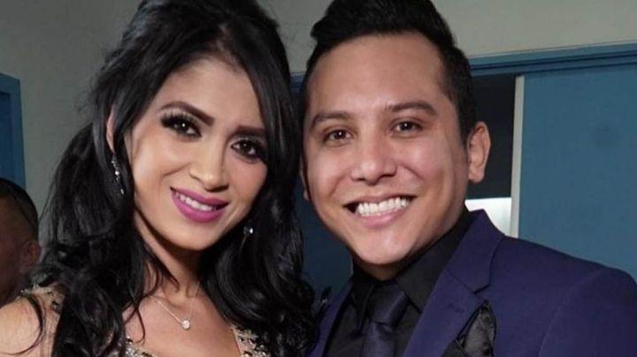 Edwin Luna no quiere tener más hijos con Kimberly Flores; se hará la vasectomía