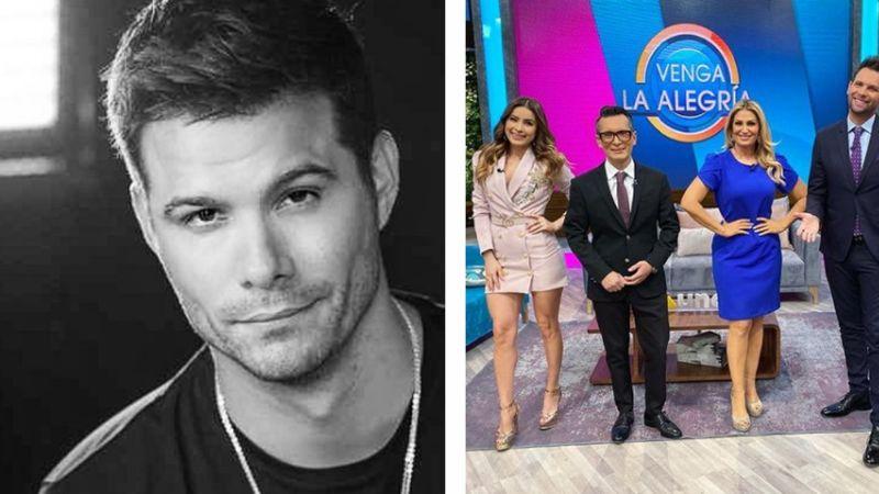 Adiós TV Azteca: Confirman que Brandon Peniche deja 'VLA' para grabar proyecto ¿en Televisa?