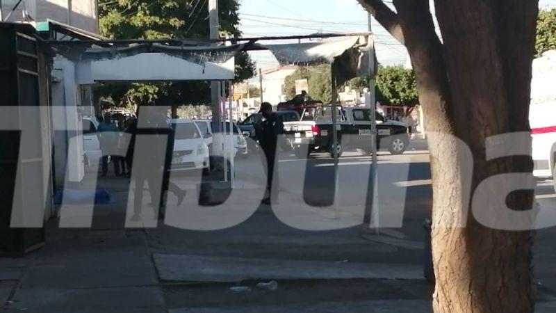 Sujetos armados privan de la vida a un hombre afuera de un domicilio en Ciudad Obregón