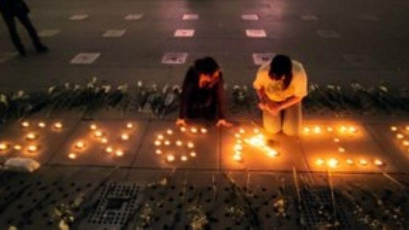 Rinden homenaje a Ingrid Escamilla a un año de su muerte