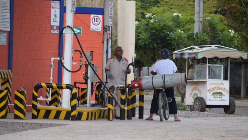 Ciudad Obregón: Incremento en el precio del gas L.P. genera molestias entre ciudadanos y comerciantes