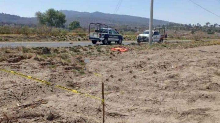 Terrible final: Con varios impactos de bala, encuentran un cadáver en campo de siembras