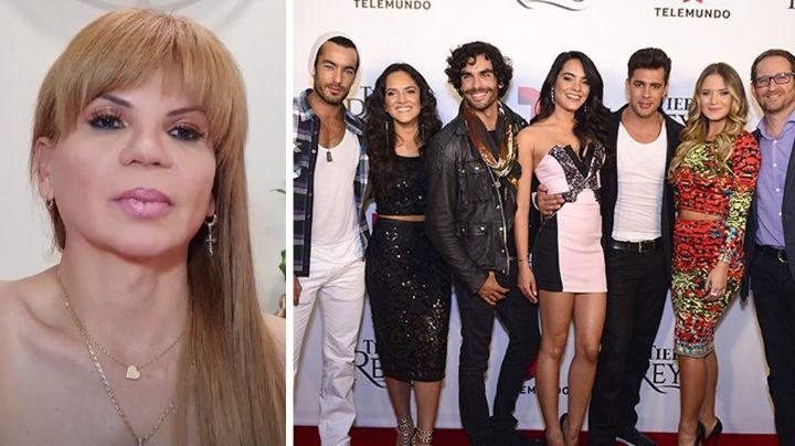 """Mhoni Vidente revela que famoso exactor de Televisa dejará a su esposa por ser """"bisexual"""""""