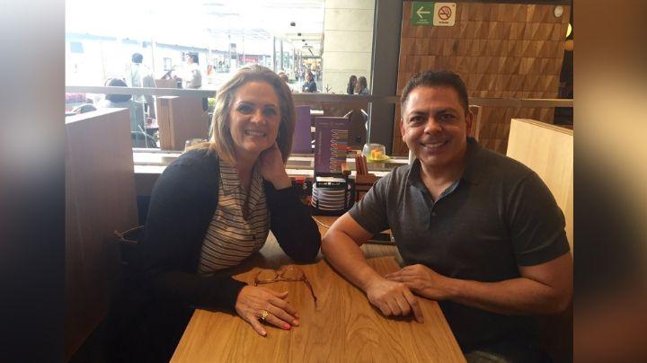 Devastada, Érika Buenfil pide donativos para pagar cirugía de actor de Televisa que sufrió un infarto