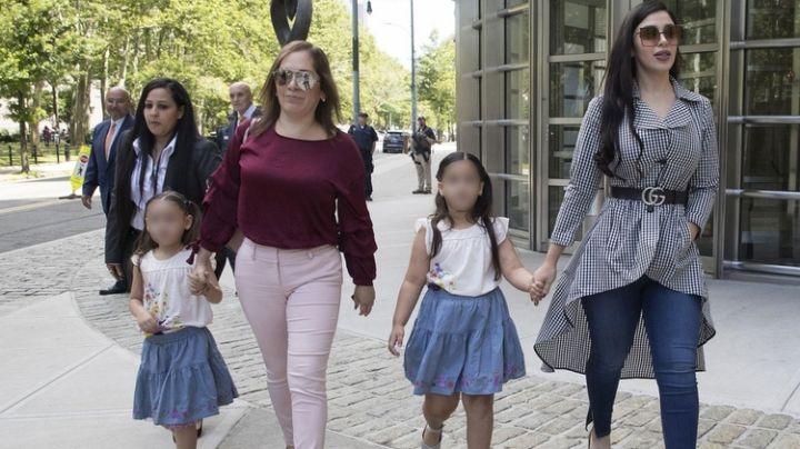 ¿Emma Coronel cooperará con EU? Por este rumor podrían matar a sus hijas, dice su abogado