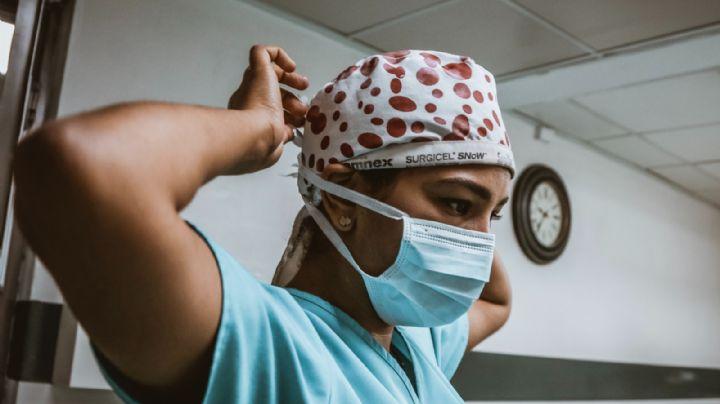 """""""Rendirse no era opción"""": A un año del inicio de la pandemia por Covid-19, así trabajó el IMSS"""