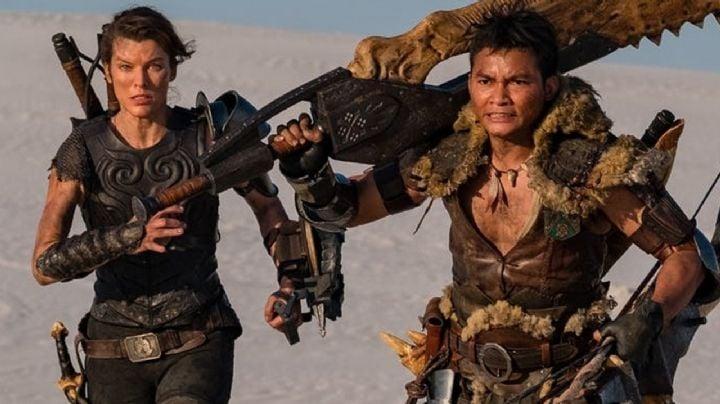 Milla Jovovich volverá al mundo de los videojuegos con la película de 'Monster Hunter' (FOTOS)