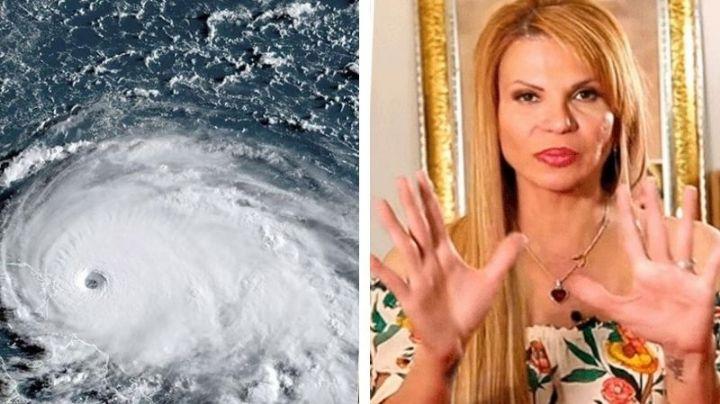 ¡Alerta mundial! Mhoni Vidente lanza peligrosa profecía; advierte sobre un fuerte huracán