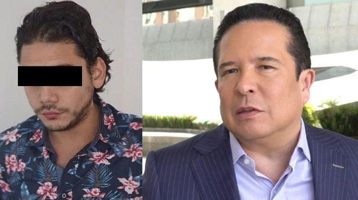 """Gustavo Adolfo arremete en 'Sale el Sol' contra abogados de Rix por empujar a reportero: """"Pelados"""""""
