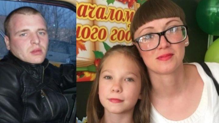 Cita de pesadilla: Hombre mata a puñaladas a Olga; viola y estrangula a su hija de 12 años