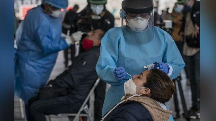 Covid-19 en México: SSA registra 186mil 152 muertes y 2 millones 089 mil 281 casos positivos