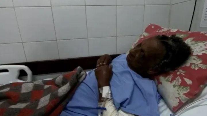 Tras 8 días, anciana es hallada después de caer a hoyo; no creerás lo que hizo para sobrevivir