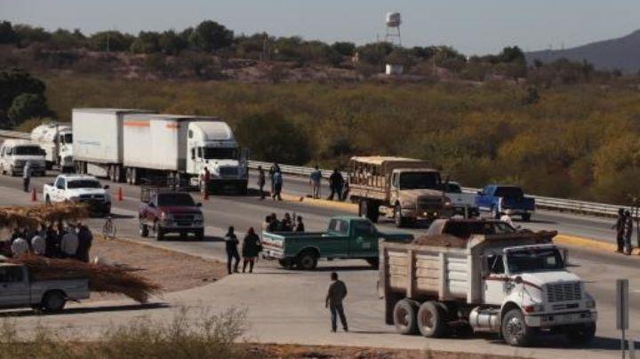 """""""No más bloqueos"""": Transportistas de distintas organizaciones se manifestarán"""