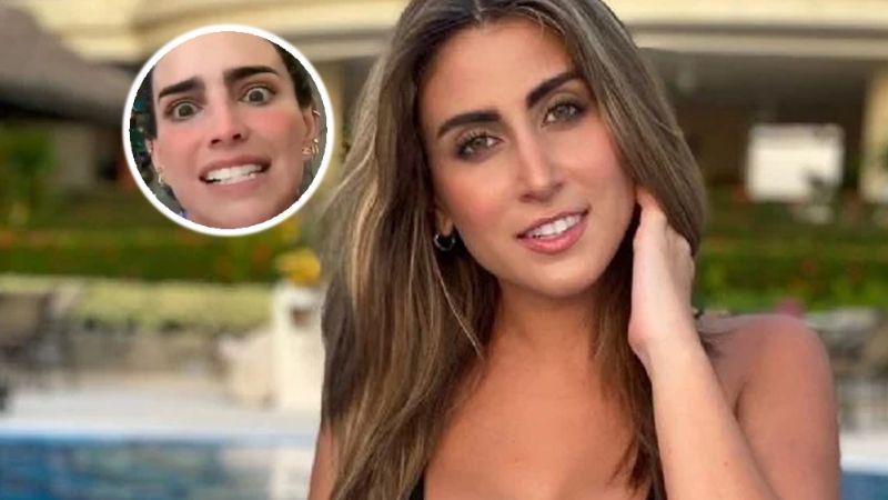 VIDEO: Sofía Rivera Torres se divierte al imitar a Bárbara de Regil en Instagram