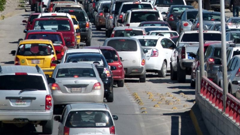 Los vehículos que pueden transitar este lunes 1 de marzo, según el Hoy No Circula