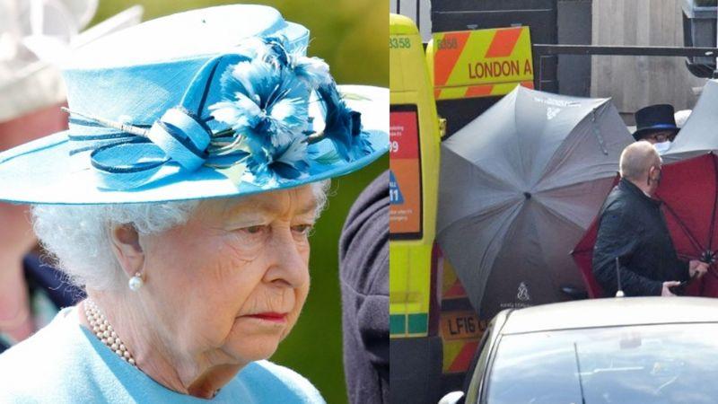 Golpe a la Corona: Reina Isabel II, devastada por la trágica noticia del Príncipe Felipe